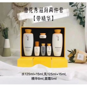 South Korea shopping service direct mail Sulwhasoo water lotion 2-piece set